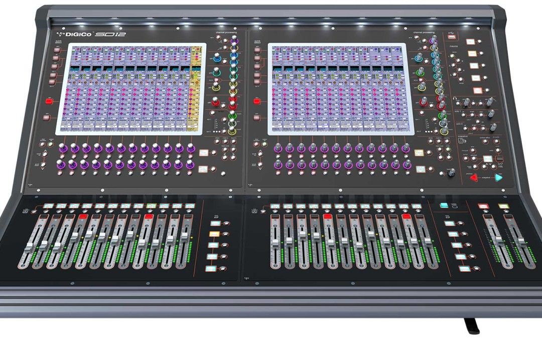The New Digico SD12